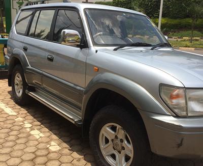 CAR RENTAL UGANDA