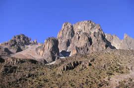 Kenya mountain